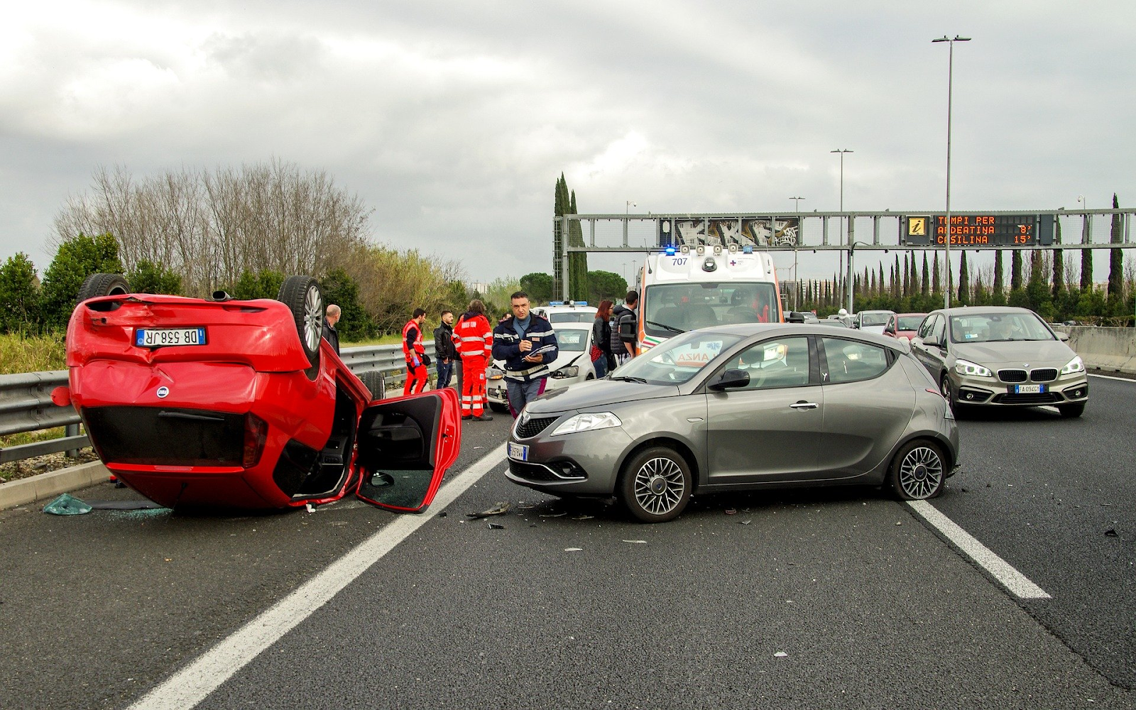 Things to do after getting involved in a car accident